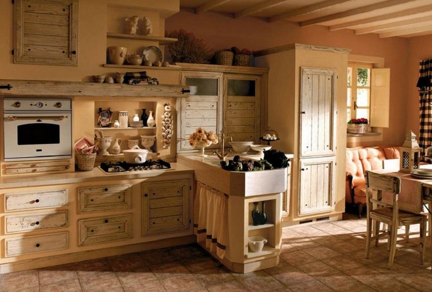 cucine i muratura